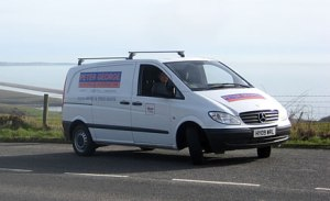 PG Electrical Van