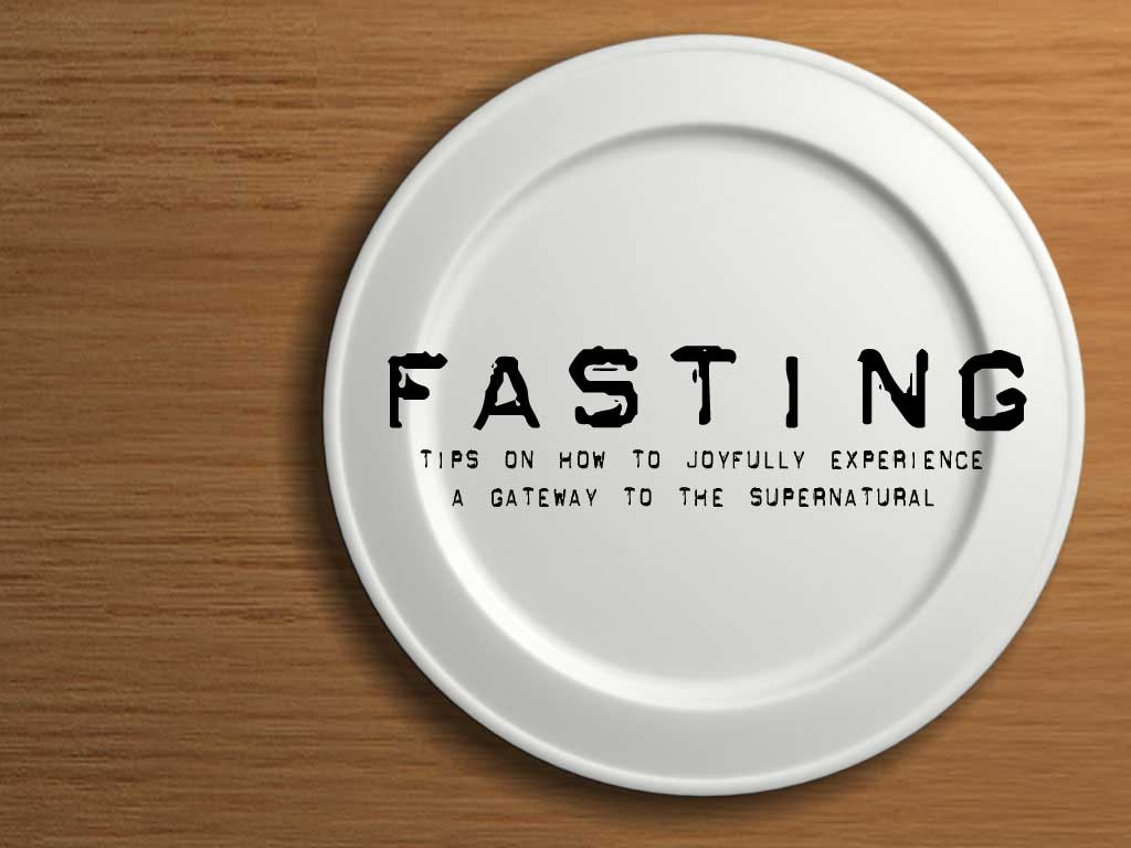 Fasting Has Never Been This Fun Peter Haas