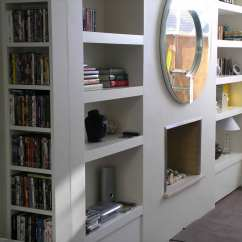 Furniture Ideas For Living Room Alcoves Floating Shelves Design Chubby Shelf Alcove Cupboard By Peter Henderson ...