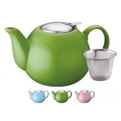 Kitchen Dish Sets Corner Sink Ideas Ceramic Tea Pot With Filter