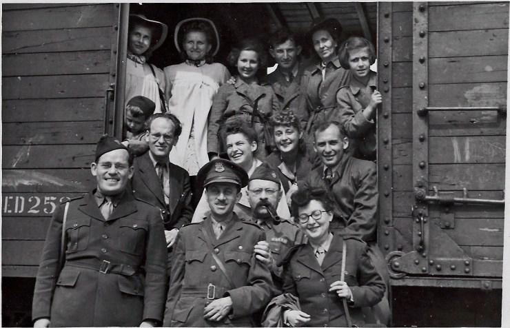 helen katel germany 1946