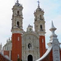 Tlaxcala Part II: Basilica de Ocotlan