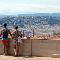 Beaches and Views of Nice