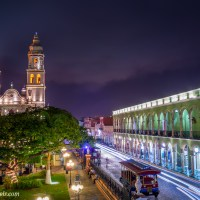 Campeche During the Blue Hour