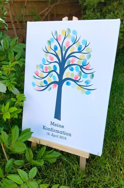 wedding tree stempelfarben