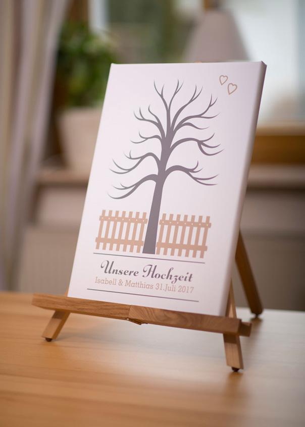 wedding tree matthias isabell