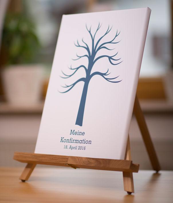 wedding tree konfirmation kommunion