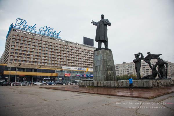 Lenin már akkor mutatta, hogy ott lesznek az új Mazda3-asok