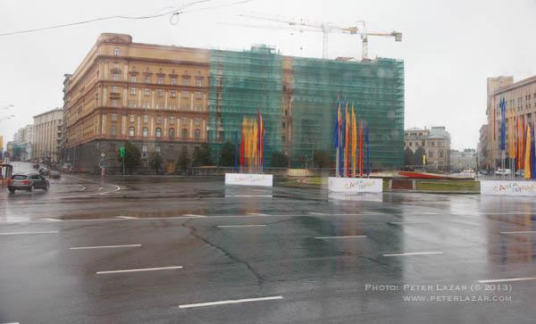 КГБ - KGB épület