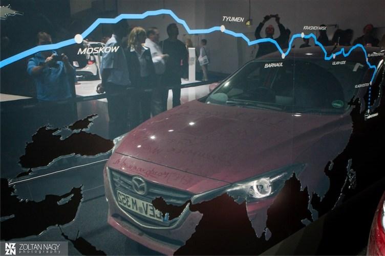 Mazda Route3