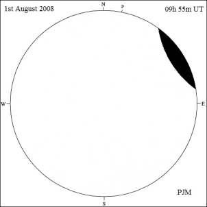 Solar Observing: Eclipses of the Sun