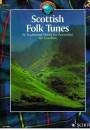 """Notenbuch-Cover """"Scottish Folk Tunes"""""""
