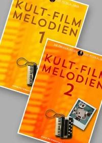 Titelbild-Kultfilm-Melodien-beide-Baende-von-Peter-M-Haas