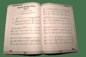 """Blick ins Buch """"Groove Buch"""" von Peter M. Haas"""