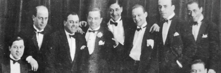 Das Orchester F. Canaro 1928