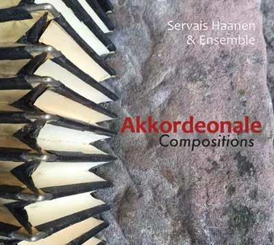 CD Cover Servais Haanen