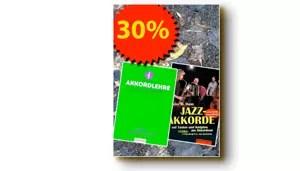 Sparbuendel 30 Prozent Jazzharmonielehre Akkordlehre