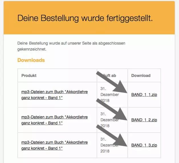 email zur Bespellung im shop petermhaas.de