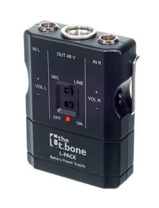 T-Bone-L-Pack-Batteriespeisegerät