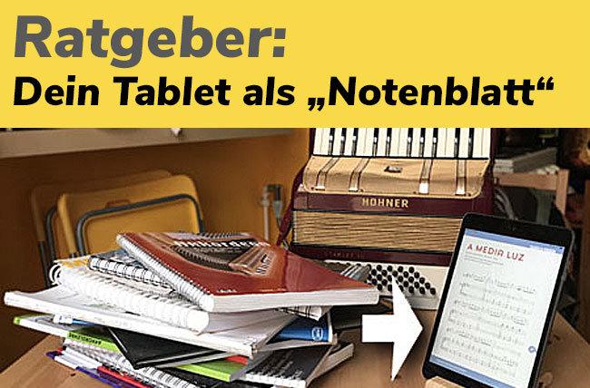 teaser-ratgeber-tablet-als-Notenblatt