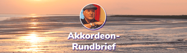 Peter M. Haas Akkordeon Rundbrief