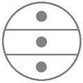 Akkordeon-Register-Symbol-Harmonium
