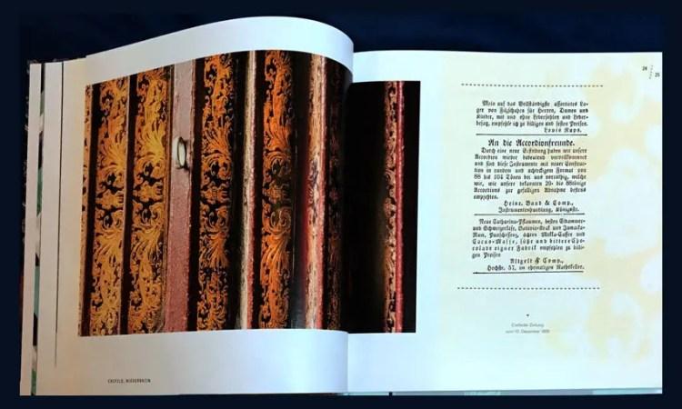 "Blick ins Buch ""Bandoneon"""