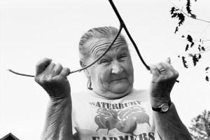 Anne Burke dowsing