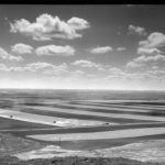 Wheat fields near Carter, MT