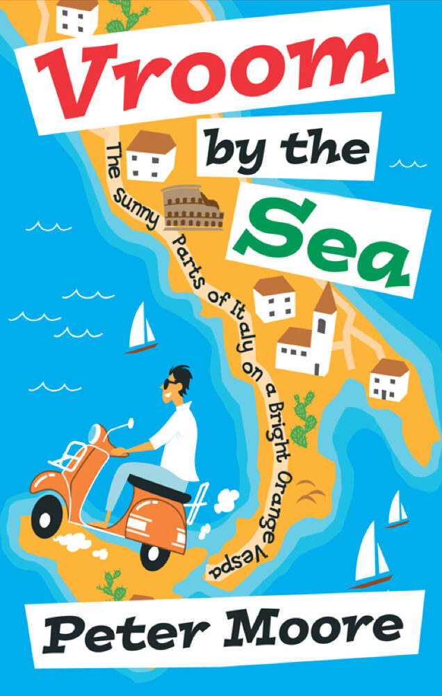 The eBook cover for Vroom By The Sea