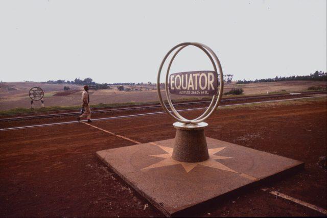 Equator Station in Kenya