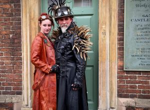 Lincoln Steampunk Festival