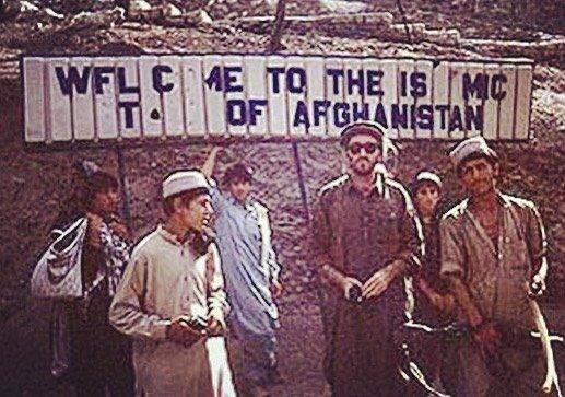 Afghanistan Border Khyber Pass