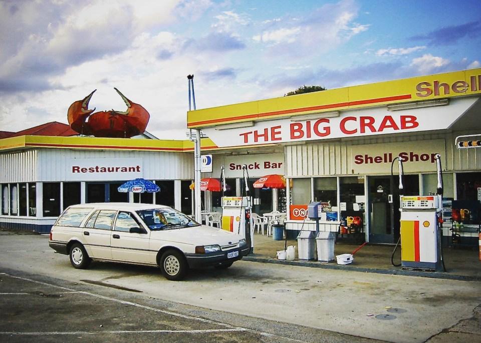 The Big Crab, Miriam Vale QLD
