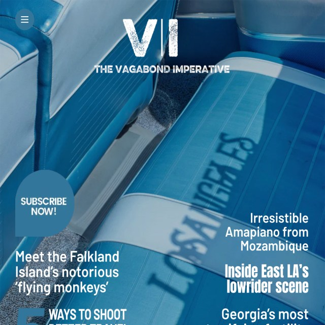 The Vagabond Imperative Issue #012