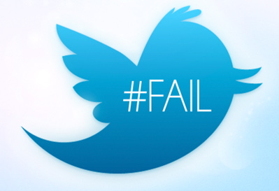 "Social Media 3.0 - Twitter ""Mistakes"" As Strategy"