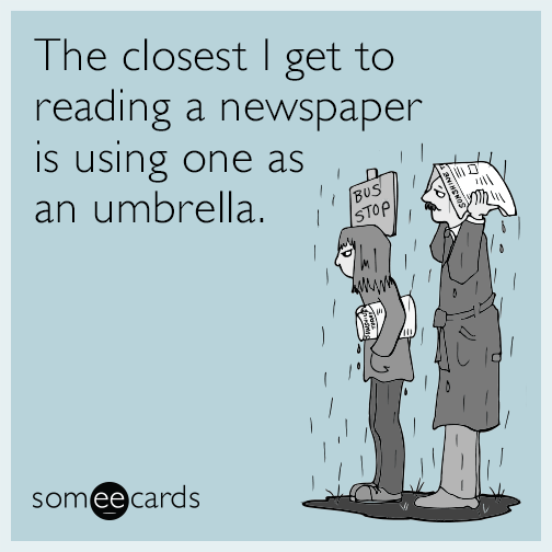 newspaper-umbrella-reading-rain-funny-ecard-CKa