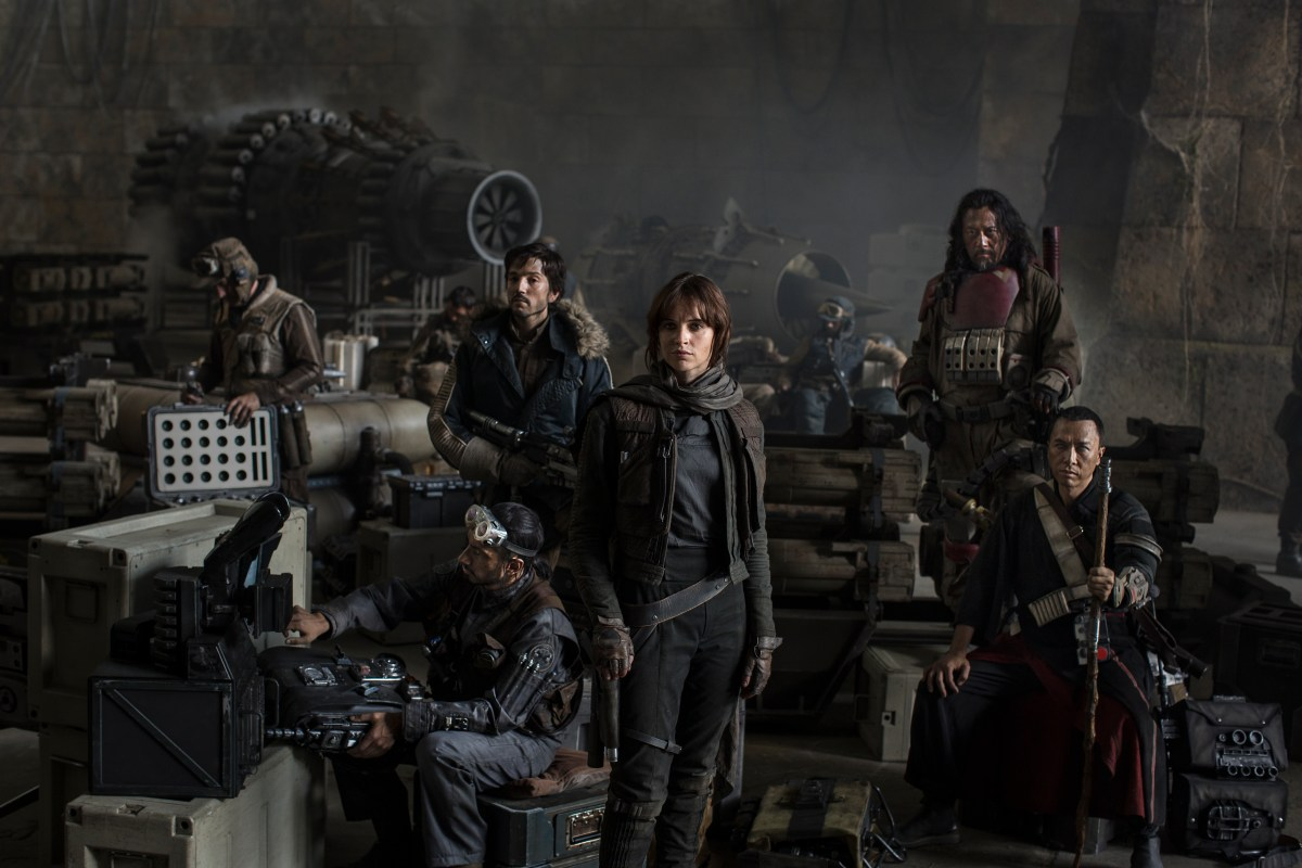 Disney is Wrong About 'Rogue One'