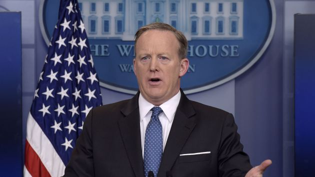 Sean Spicer's Hitler Commments Weren't a Mistake