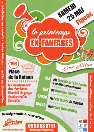 Printemps en Fanfare 2013 19h00