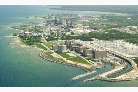 Bruce Power Plant Toronto Star photo