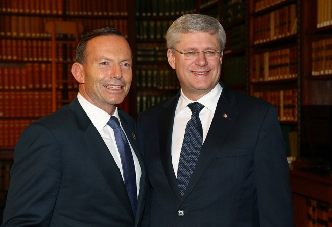 abbott-harper1Steve Christo-G20 Australia-CC BY-NC-ND