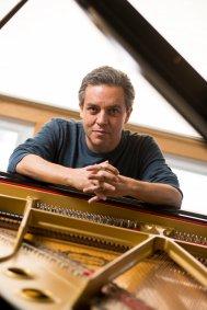 Peter Saltzman Piano Shot