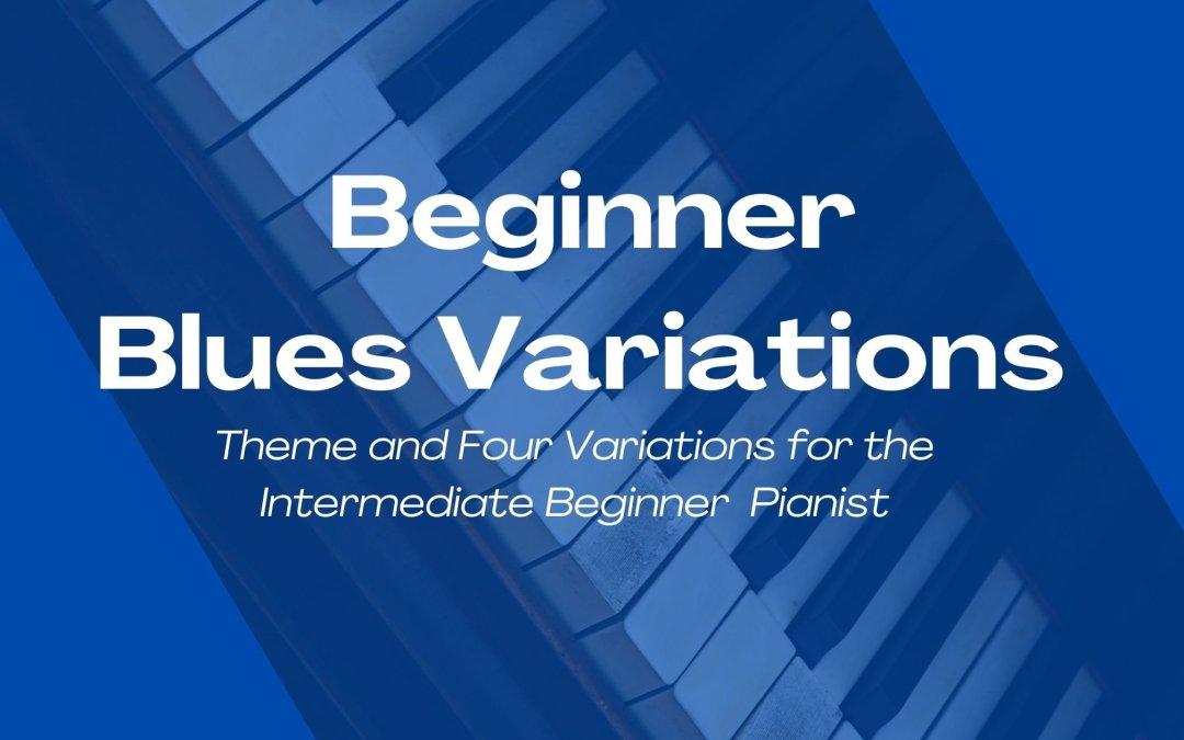 Begginer Blues Varations cover