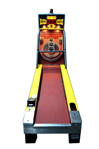 Skee Ball Classic Alley  Peters Billiards