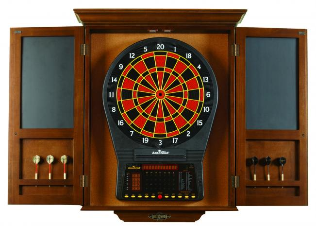 hinges for kitchen cabinets cape cod design ideas brunswick dartboard cabinet - peters billiards