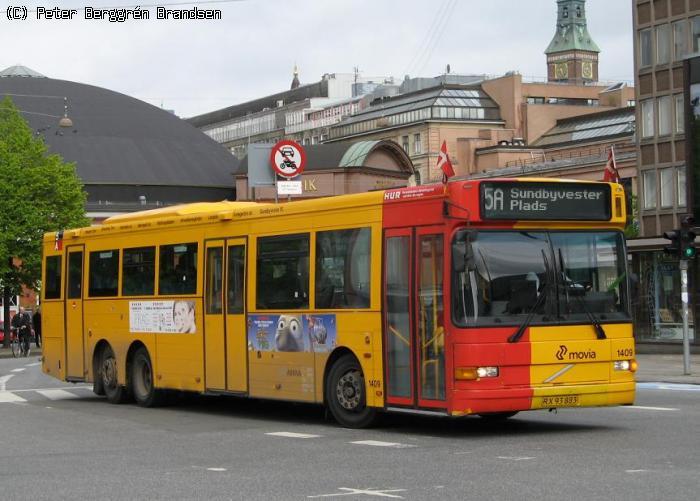 Bus tipo A.