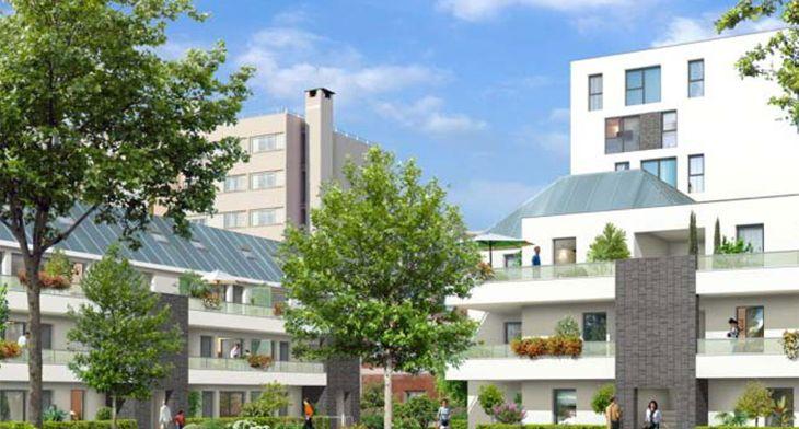 Villa Parisii programme neuf  Gentilly