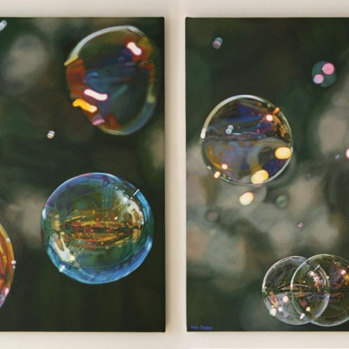 Peter Strobos  Artist  Contemporary Fine Art  Oil Paintings