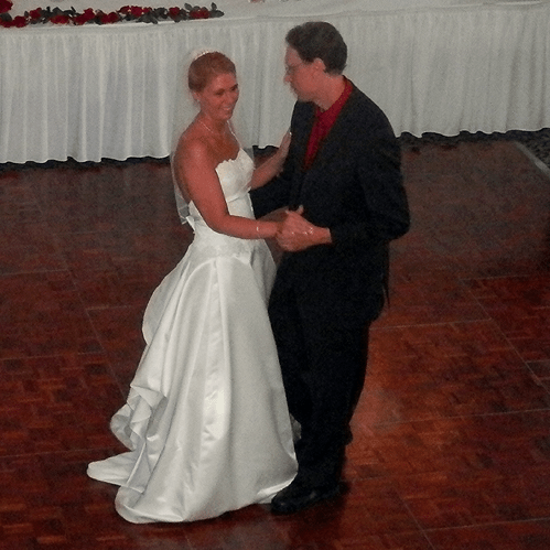 Wedding: Nicole and Paul in Hamilton, 6/22/13